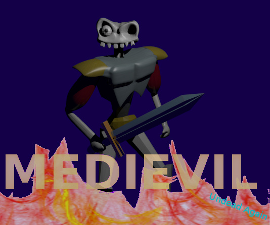 MediEvil: Undead Again