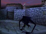Shadow Demons Haunted Ruins
