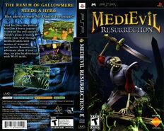 Medievil Resurrection COVER