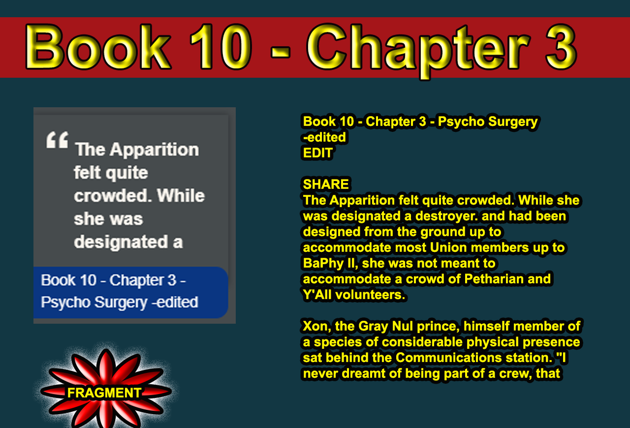 Book 10 - Chapter 3 - Psycho Surgery -edited