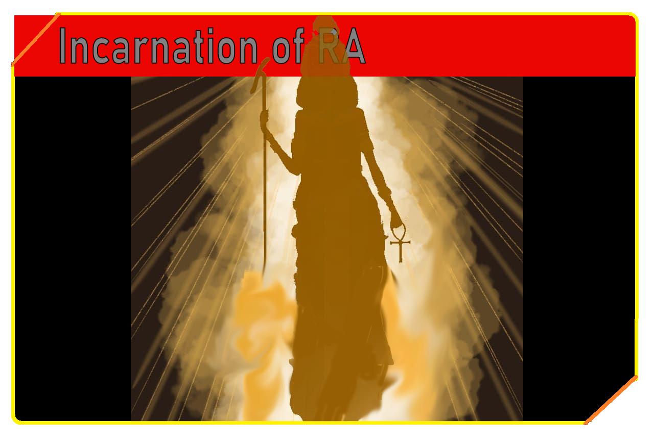 God born daughter of Ra