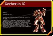 Erberus IX