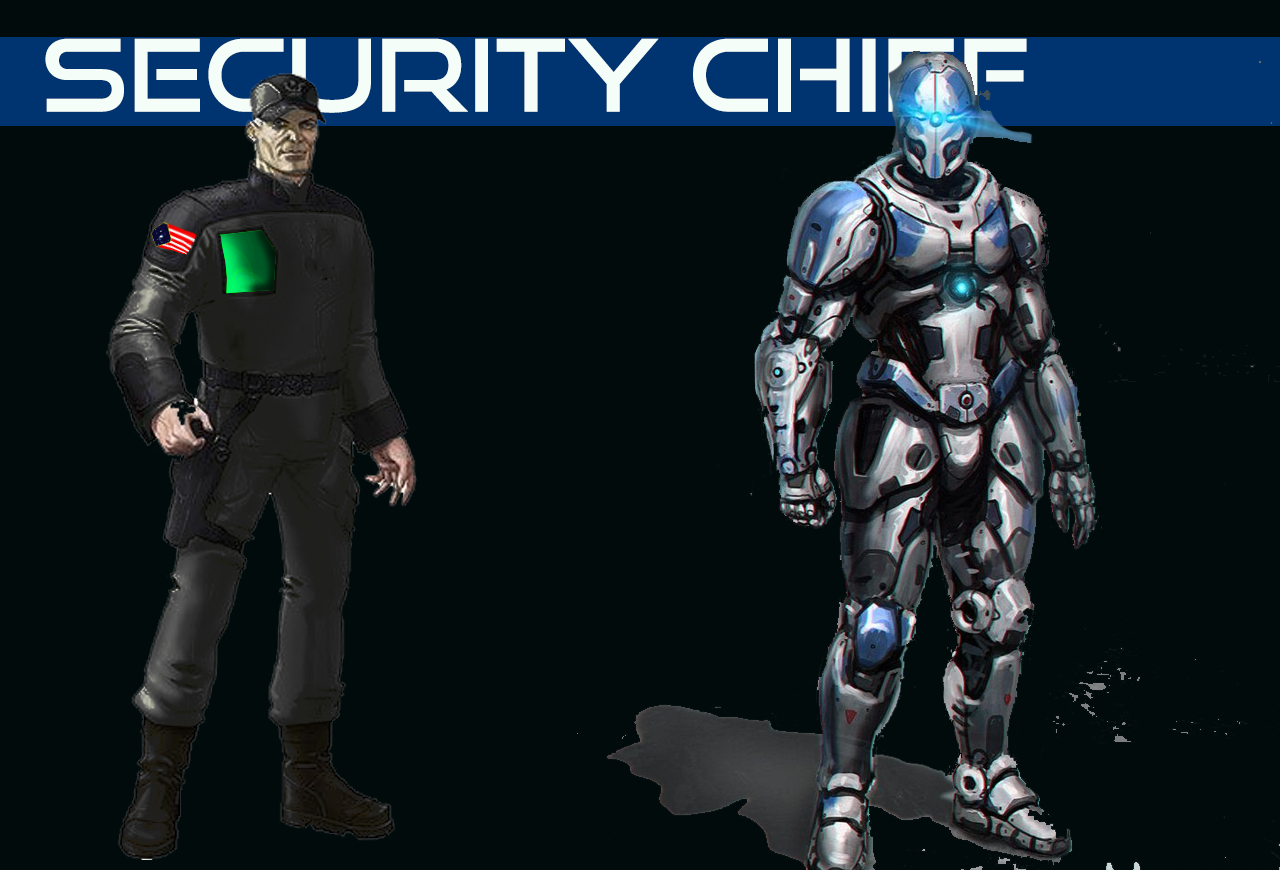 Security chief