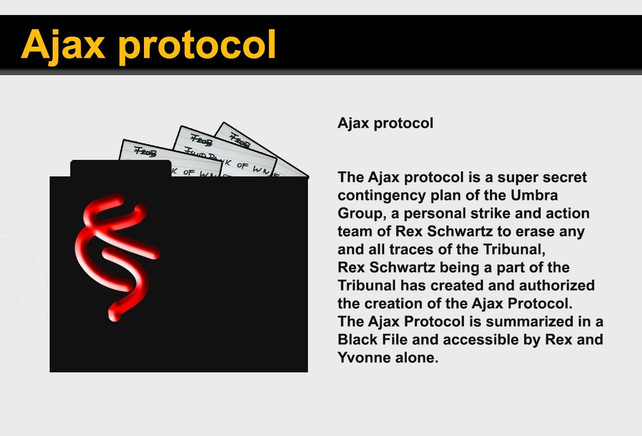 Ajax protocol