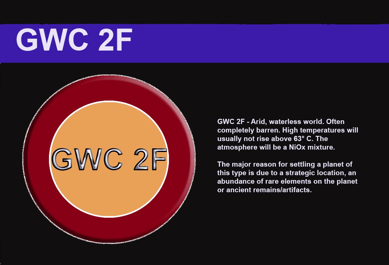 GWC 2F