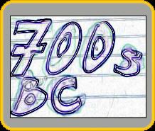 700s BC