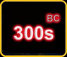 300s BC