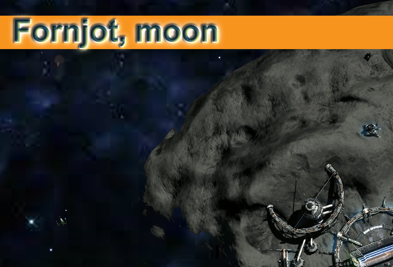 Fornjot, moon