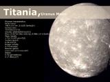 Titania, moon