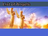 List of Angels