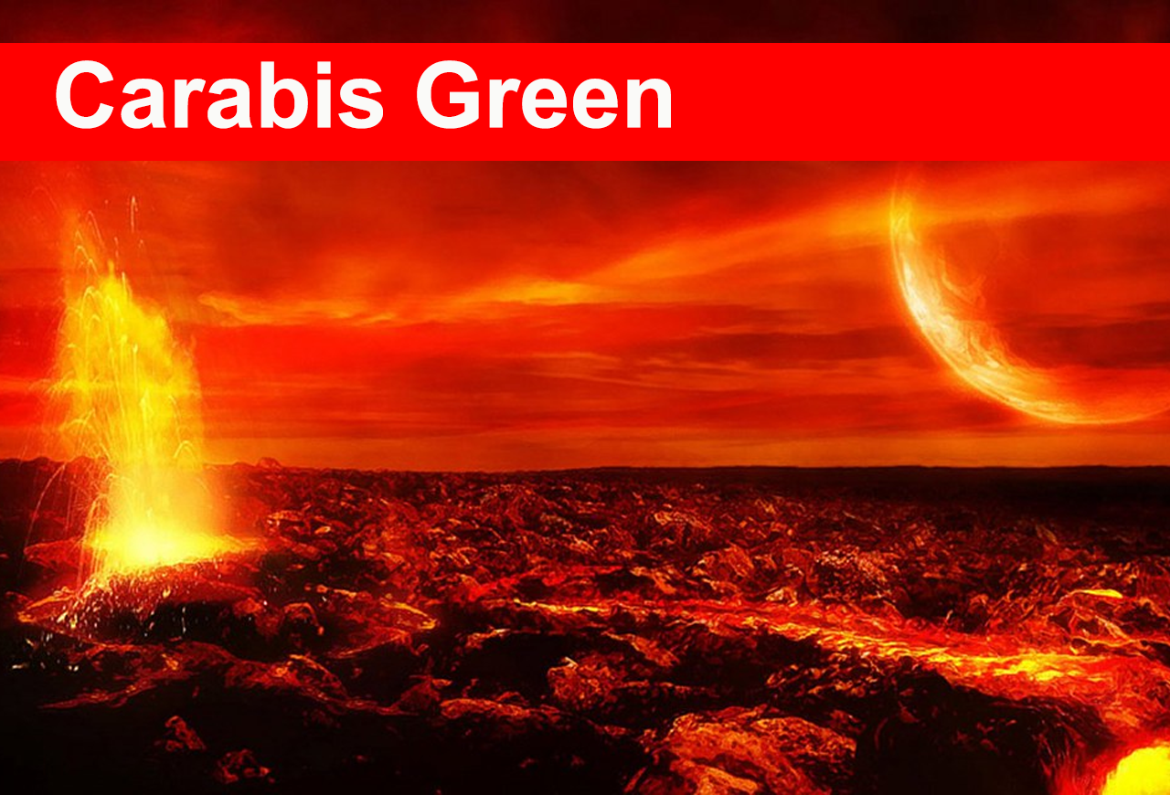 Carabis Green