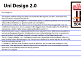 Uni Design 2.0