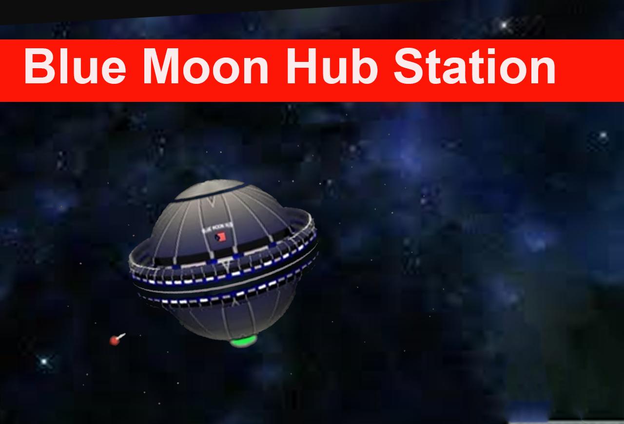 Blue Moon Hub Station