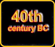 40th century BC
