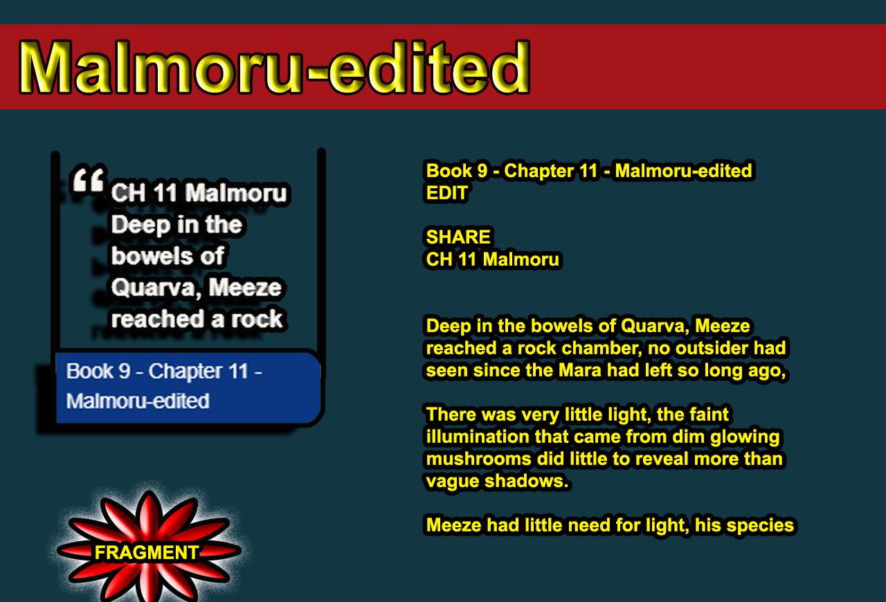 Book 9 - Chapter 11 - Malmoru-edited