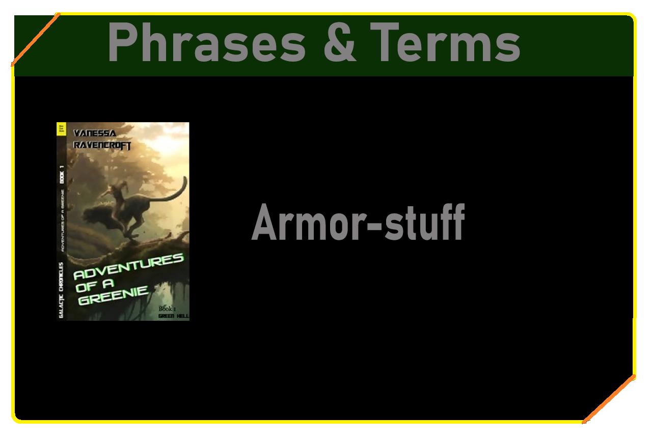 Armor-stuff