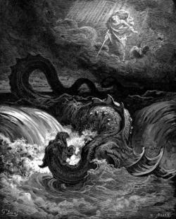 Leviathan, Legend