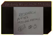 Riting Research Metals