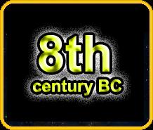 8th century BC