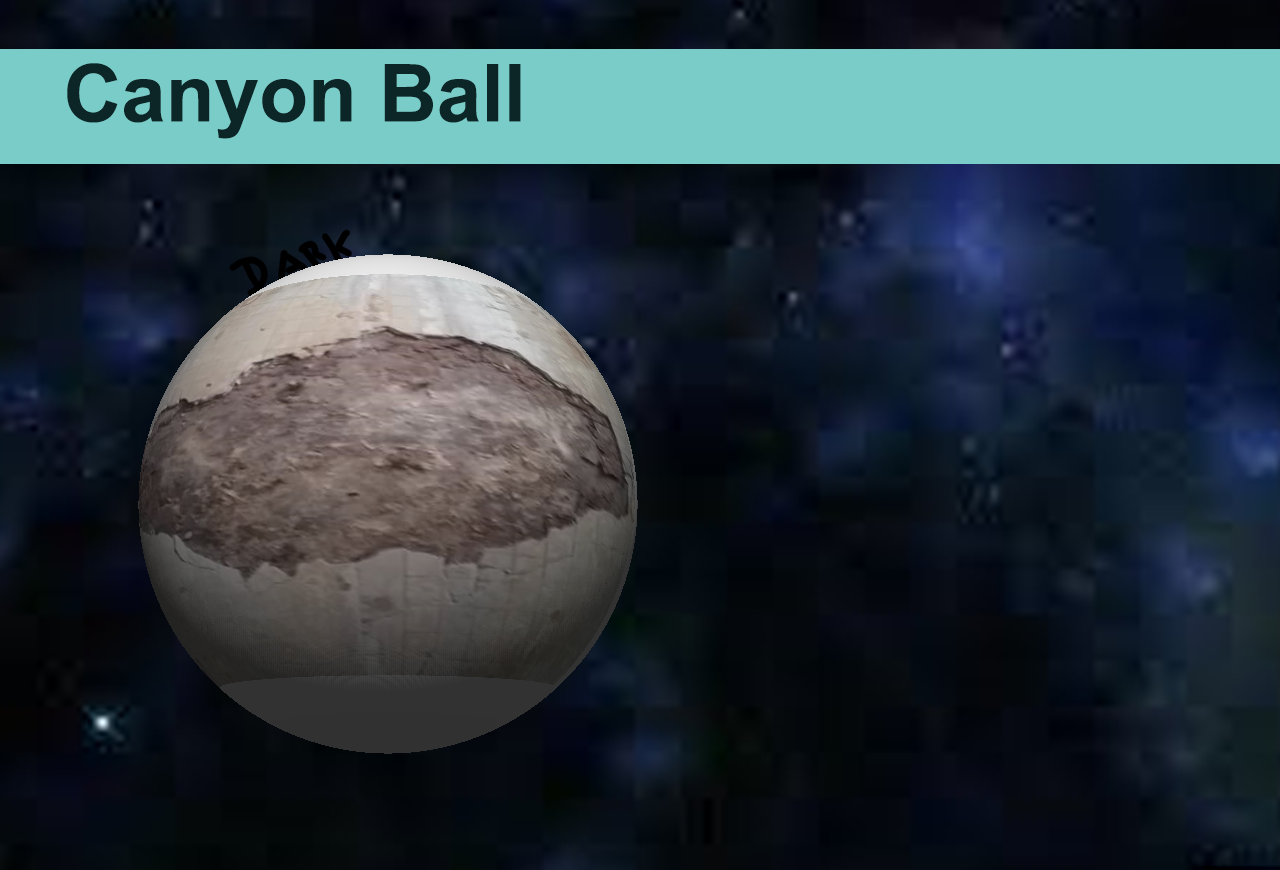 Canyon Ball