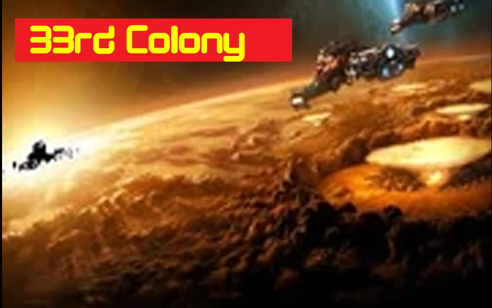 33rd Colony