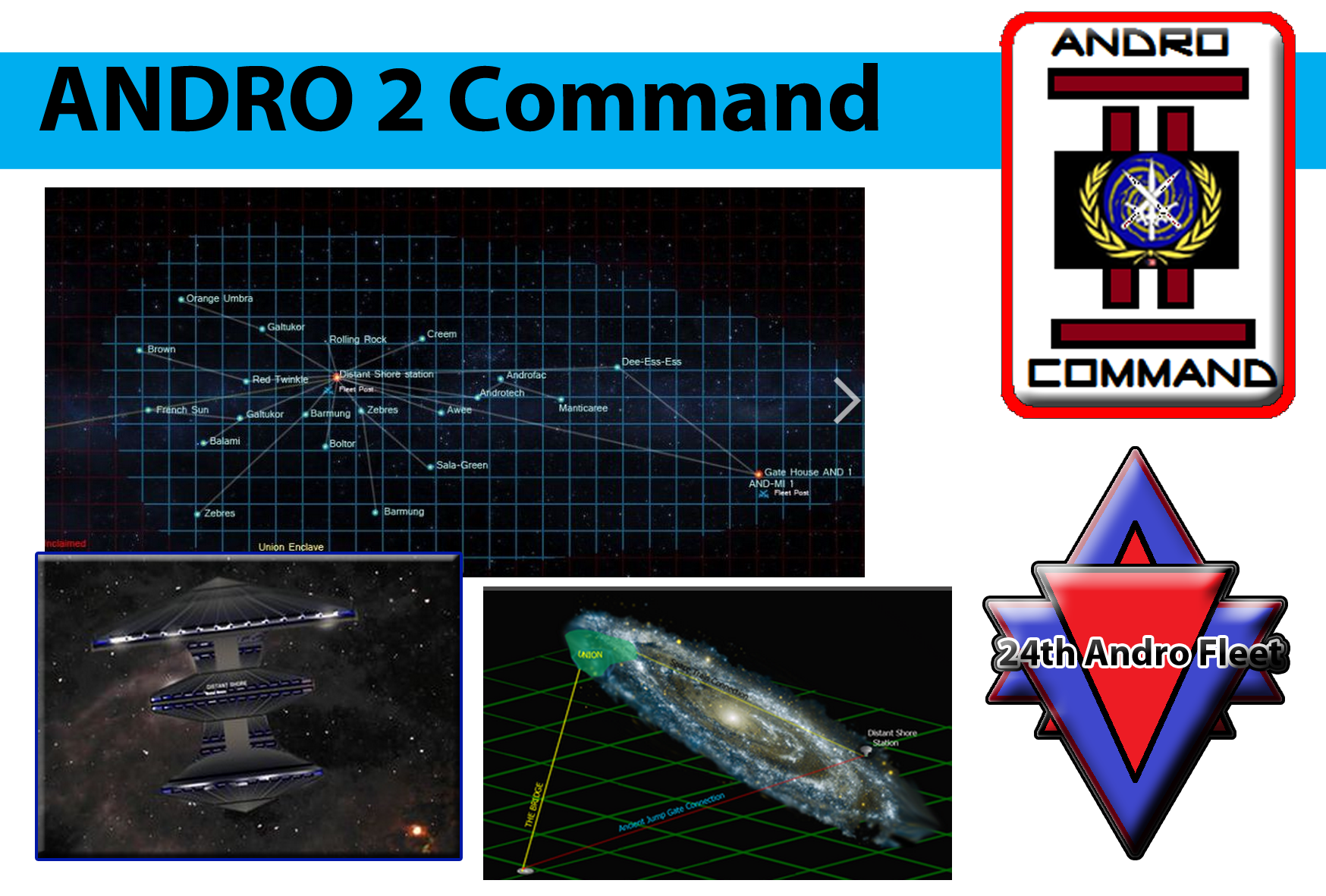 ANDRO 2 Command