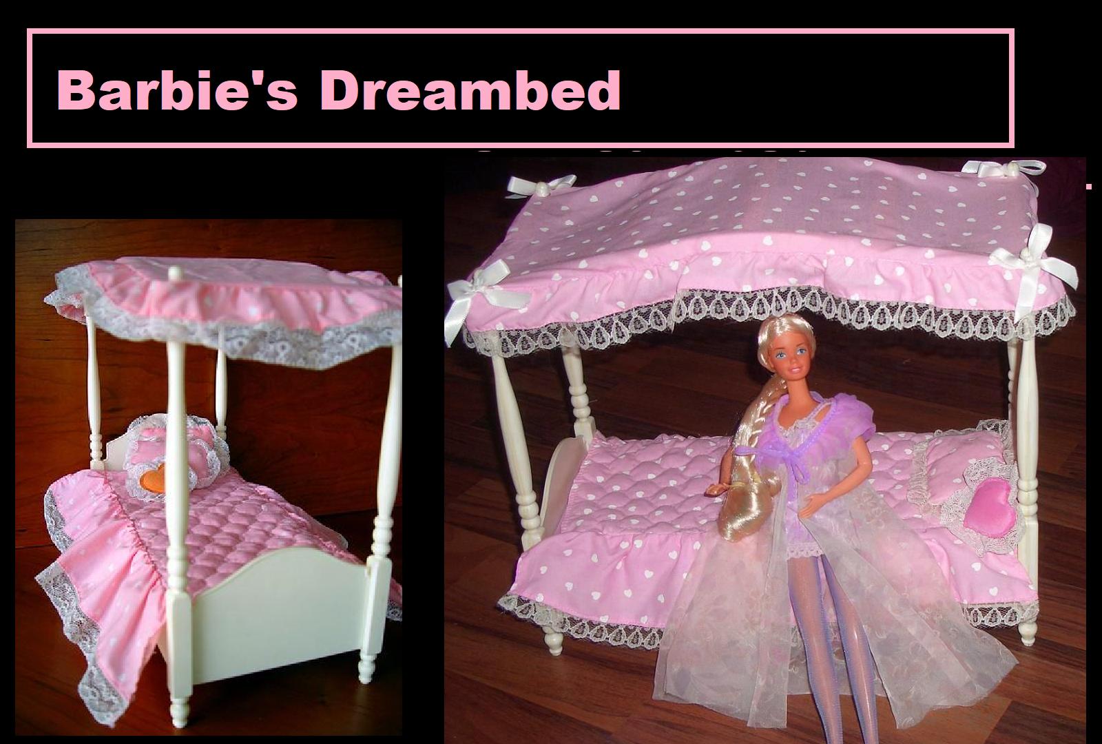Barbie's Dream bed