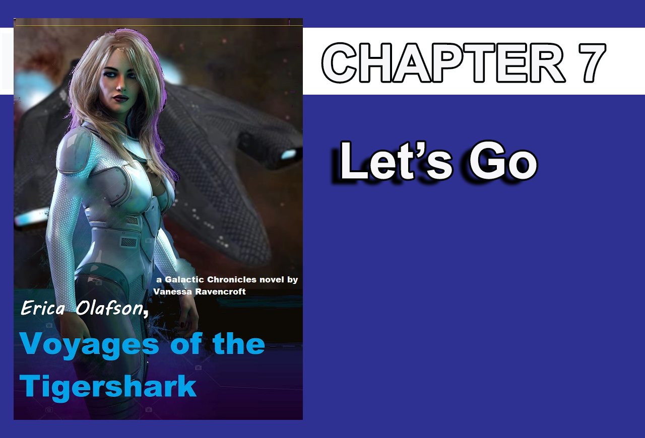 CHAPTER 07: LET'S GO