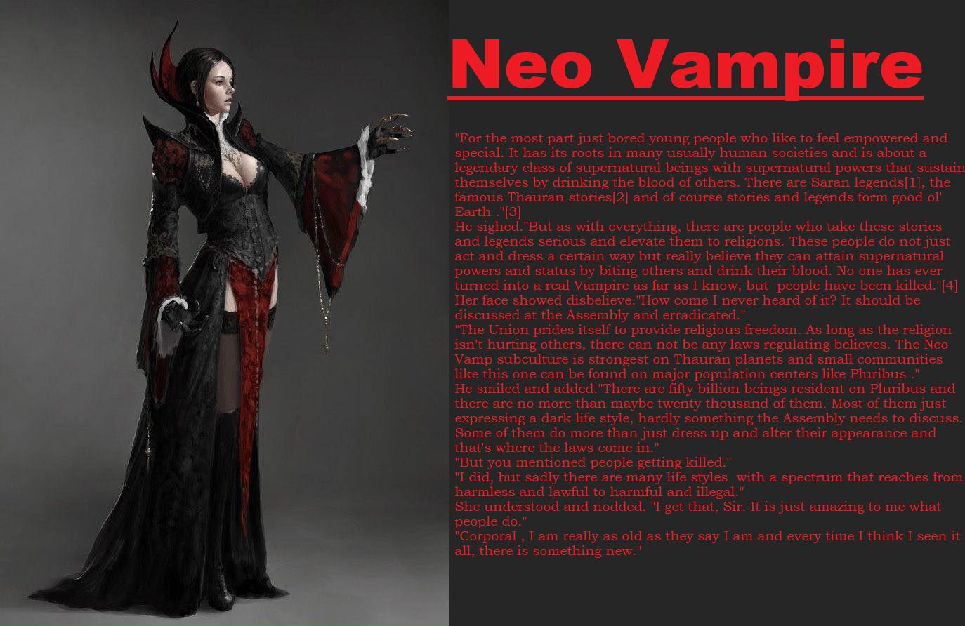 Neo Vampire