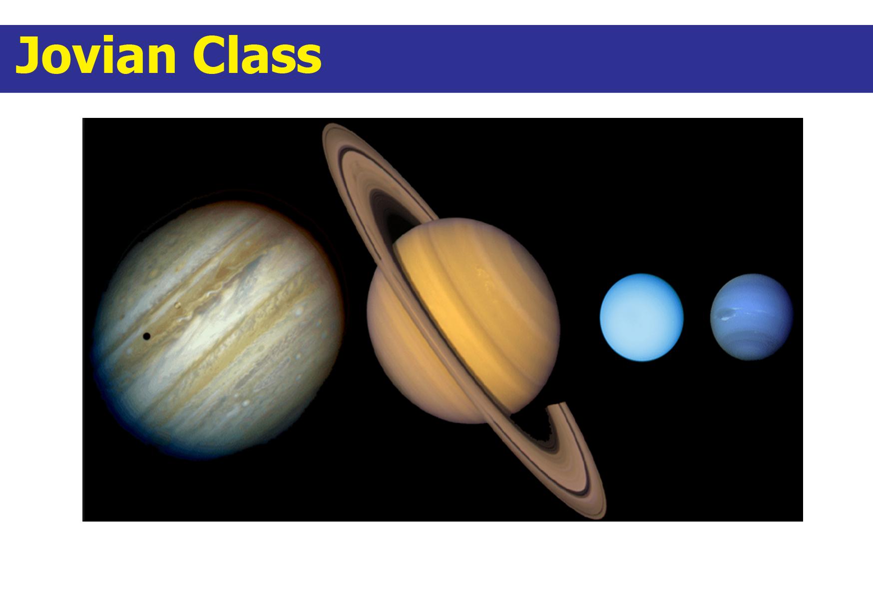 Jovian Class