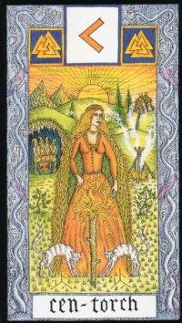Freya's feathered cloak