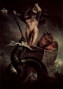 The encircling serpent