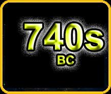 740s BC
