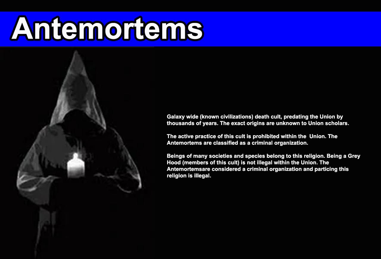 Antemortems