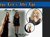 Freya, Eric's Alter Ego