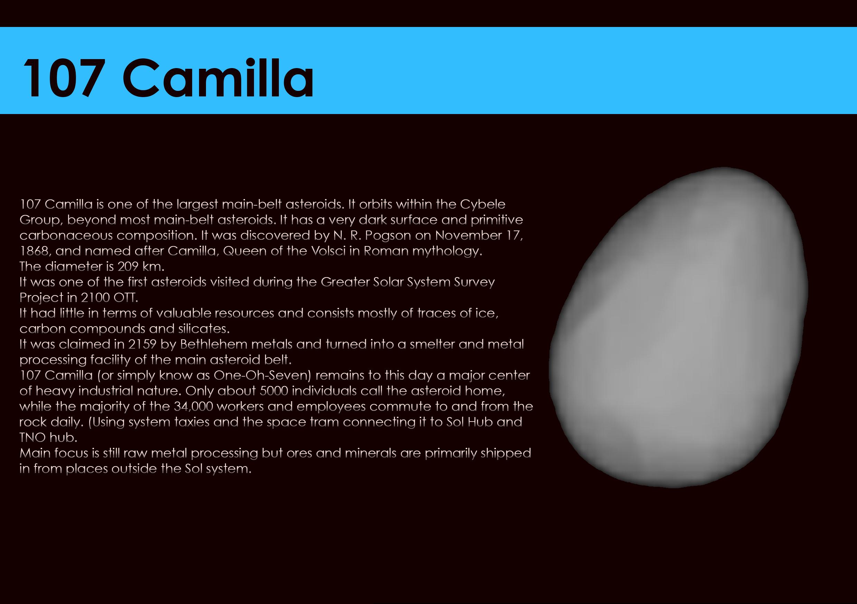 107 Camilla