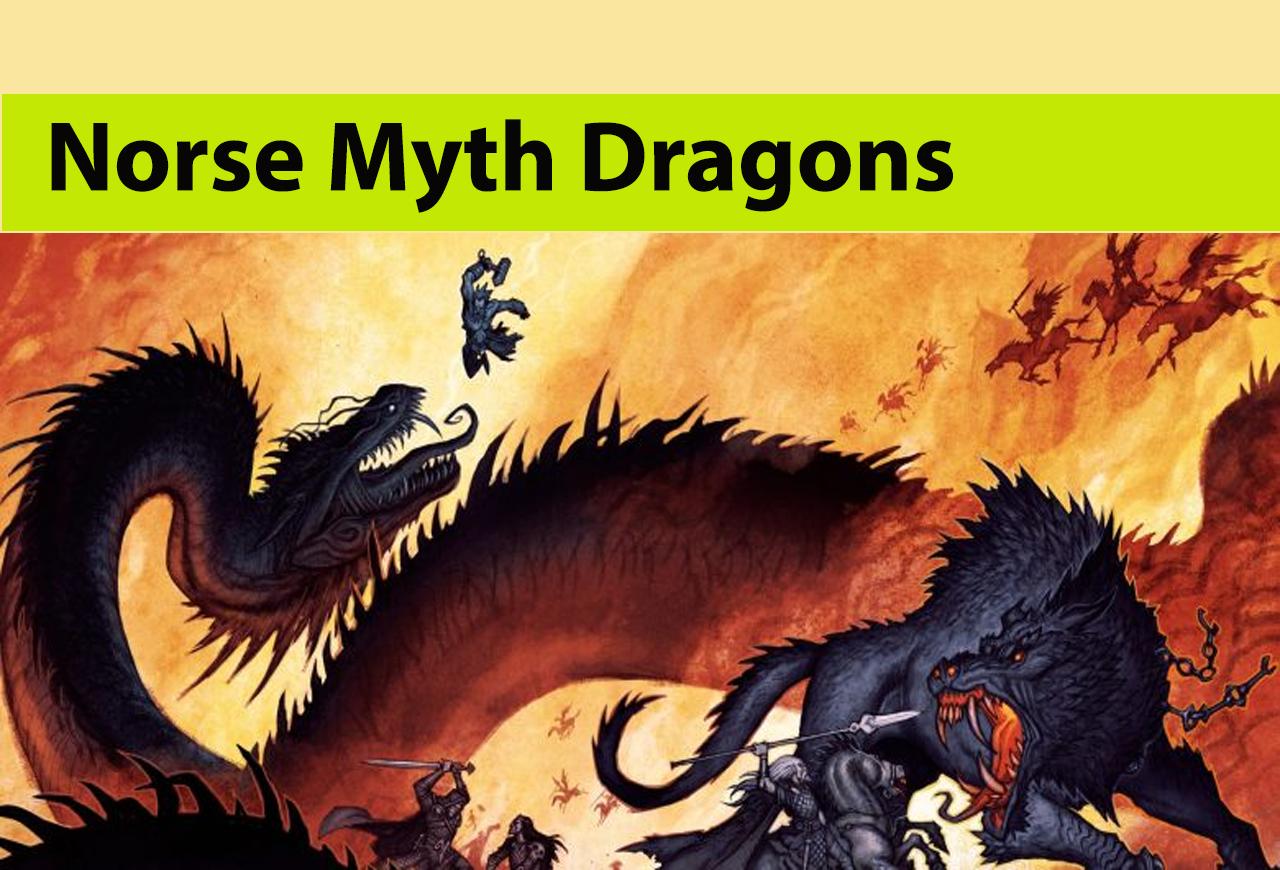 Norse Myth Dragons
