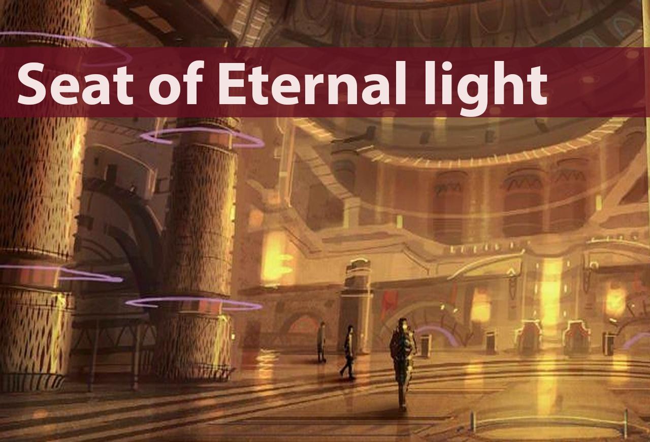 Seat of Eternal light
