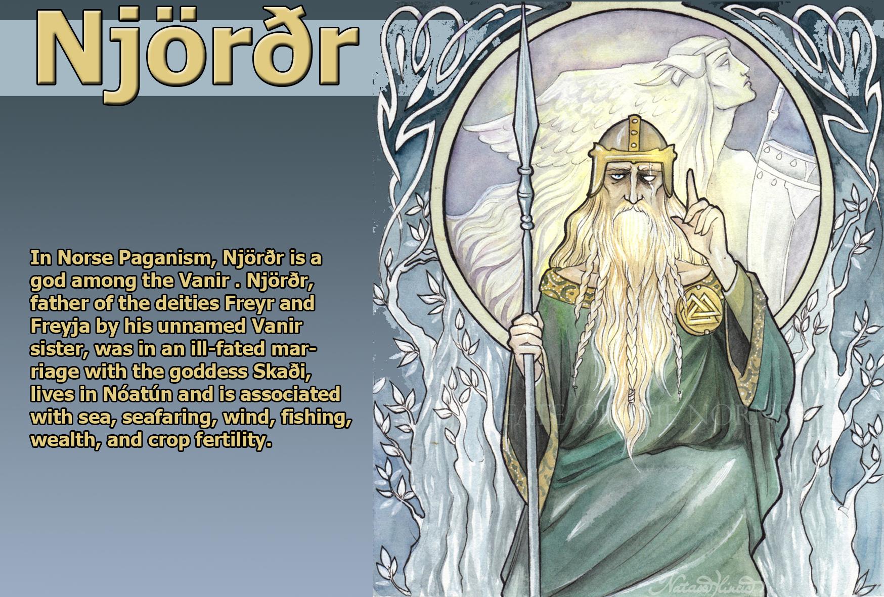 Njörðr