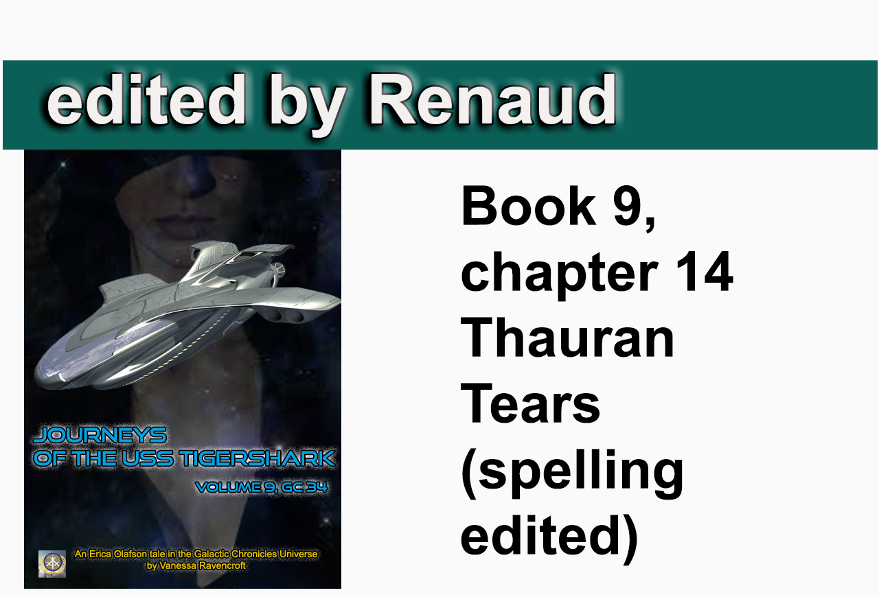 Book 9, chapter 14 Thauran Tears (spelling edited)
