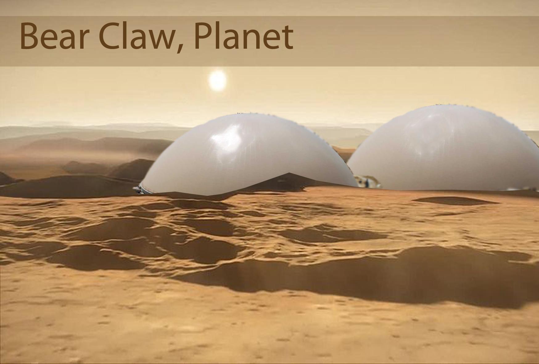 Bear Claw, Planet
