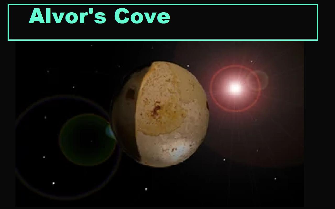 Alvor's Cove