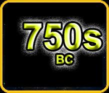 750s BC