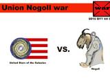Union Nogoll war