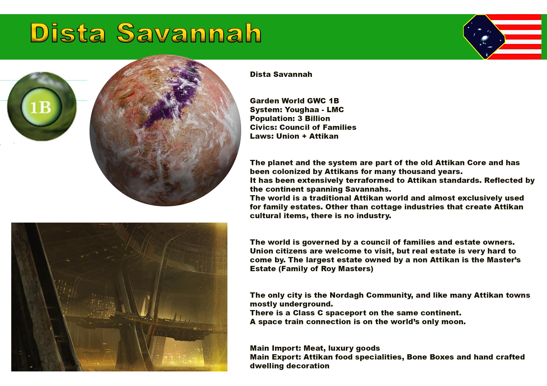 Dista Savannah