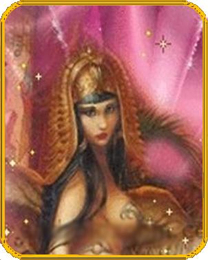High priestess of Ra