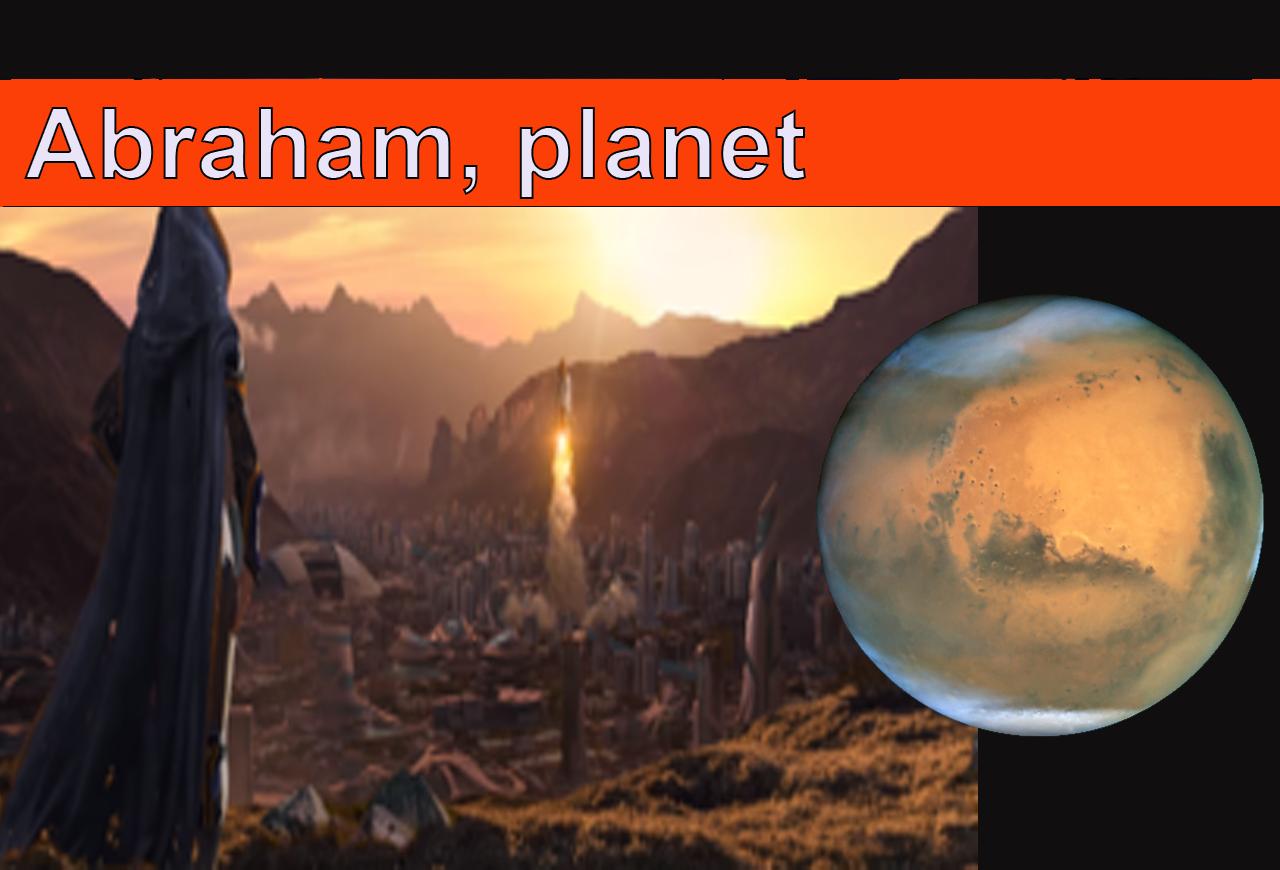 Abraham, planet