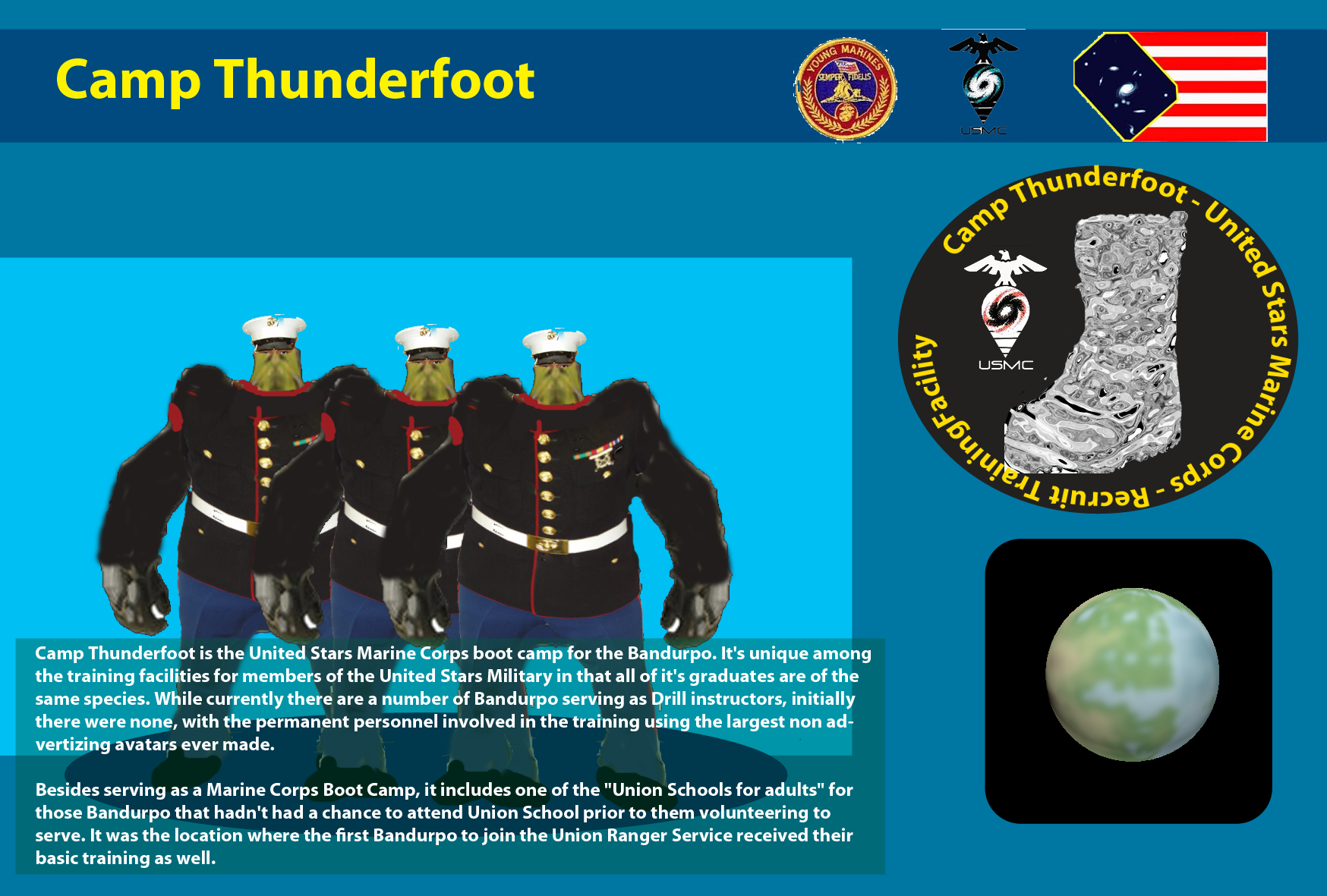 Camp Thunderfoot