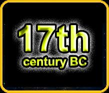 17th century BC