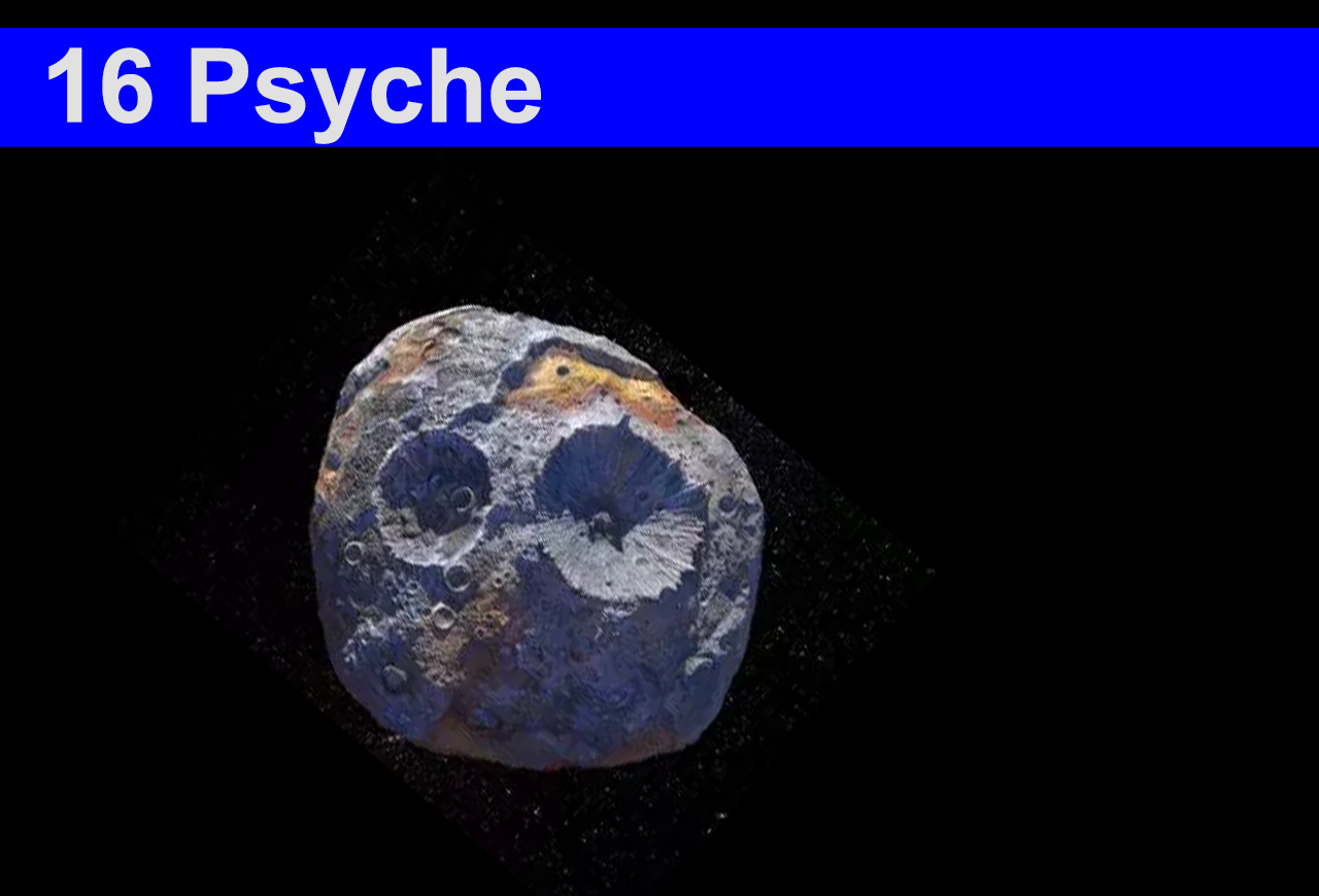 16 Psyche